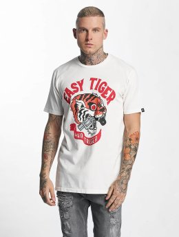 The Dudes Easy Tiger T-Shirt Off White