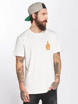 The Dudes T-skjorter Big Balls hvit