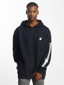 The Hundreds Hoody Forever Solid Bomb Crest blau