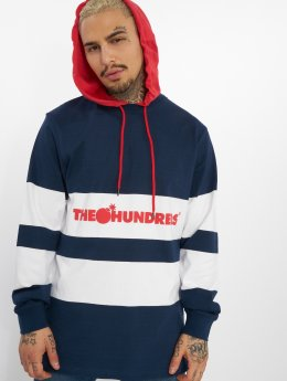 The Hundreds Hoody Ridge blau