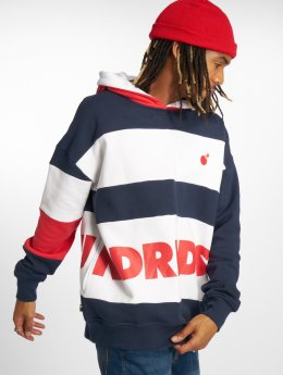 The Hundreds Hoody Fig blauw