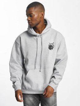 The Hundreds Hoody Forever Simple Adam grijs