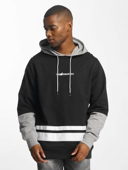 The Hundreds Hoody Crane zwart