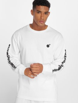 The Hundreds Longsleeve Forever Solid Cest white