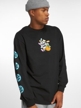 The Hundreds Longsleeve Good Adam zwart