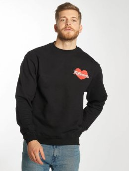 The Hundreds Pullover Lover schwarz