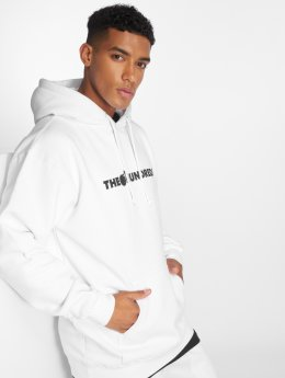 The Hundreds Sweat capuche Forever Bar blanc