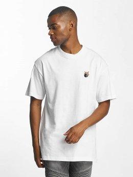 The Hundreds T-Shirt Crest Adam blanc