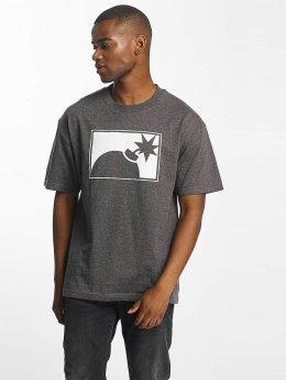 The Hundreds T-Shirt Forever Halfbomb grau