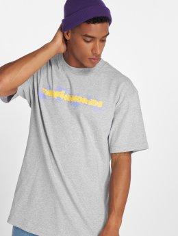 The Hundreds T-Shirt Bubble Bar grau