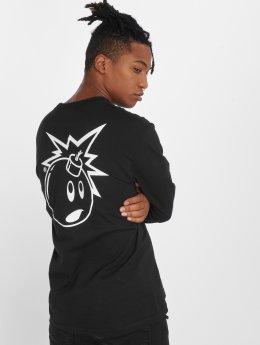 The Hundreds T-Shirt manches longues Forever Simple Adam noir