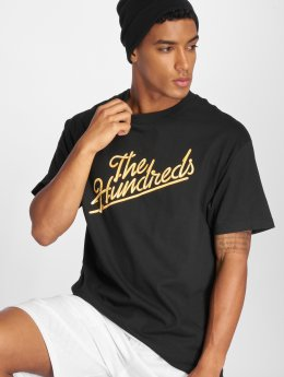 The Hundreds T-Shirt Modesto Slant schwarz