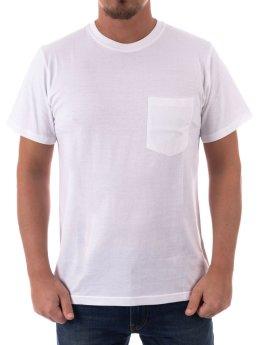 The Hundreds T-Shirt Perfect Pocket weiß