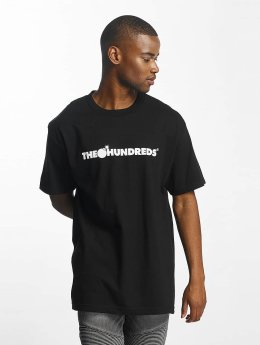 The Hundreds t-shirt Forever Bar Logo zwart