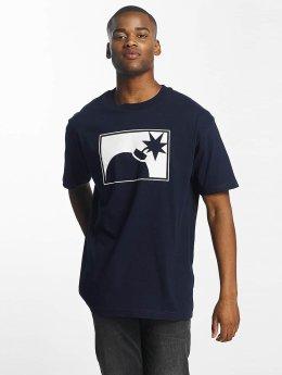 The Hundreds T-shirts Forever Halfbomb blå