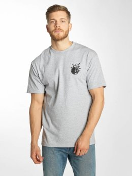 The Hundreds T-Shirty Forever Simple Adam szary