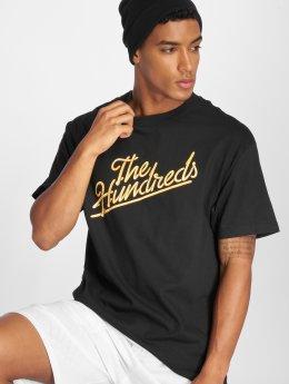 The Hundreds T-skjorter Modesto Slant  svart