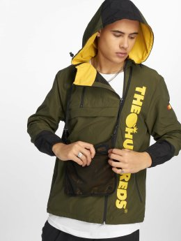 The Hundreds Transitional Jackets Terrain oliven