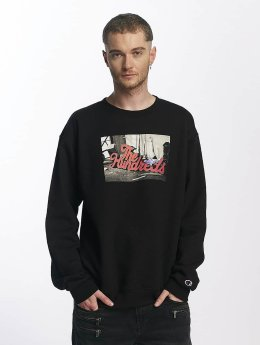 The Hundreds trui Wearhouse zwart
