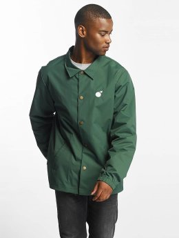 The Hundreds Veste mi-saison légère Bar Logo Coaches vert