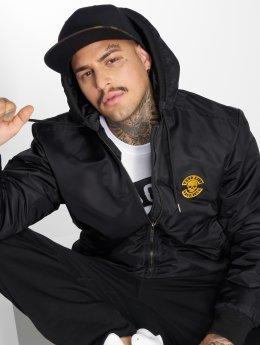 Thug Life Куртка-бомбардир Anaconda черный