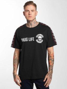 Thug Life Lux T-Shirt Black