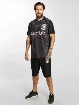 Thug Life Anzug Trikot schwarz