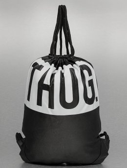 Thug Life Beutel THUG. schwarz