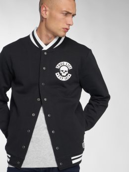 Thug Life College Jacke International schwarz