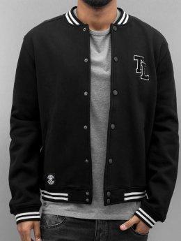 Thug Life College Jacket Throne black