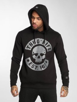 Thug Life Hoodies B.Distress sort
