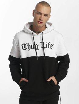 Thug Life Hoody Koyote schwarz