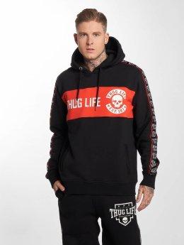 Thug Life Hoody Lux schwarz