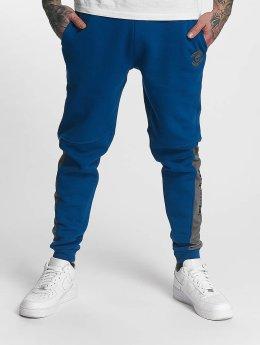 Thug Life joggingbroek Kurgan blauw