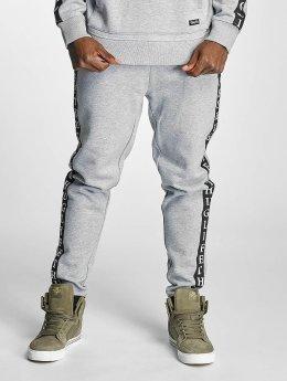 Thug Life Jogginghose Wired grau