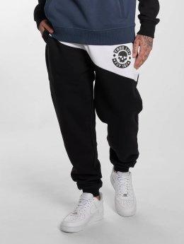 Thug Life Jogginghose Lion schwarz