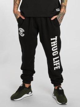Thug Life Jogginghose TLSP124 schwarz