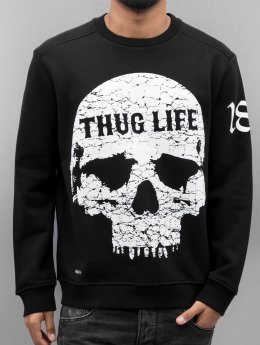 Thug Life Jumper Getosthug black