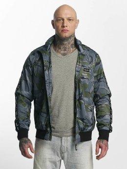 Thug Life Wired Jacket Grey/Black Camouflage