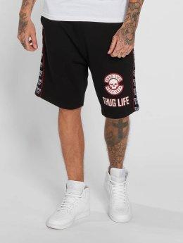 Thug Life Lux Shorts Black