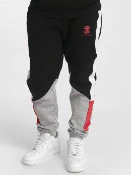 Thug Life Pantalón deportivo Leopard negro