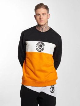 Thug Life Pullover Lion orange