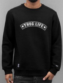 Thug Life Pullover Rudedigga schwarz
