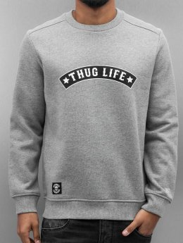 Thug Life Puserot Rudedigga harmaa
