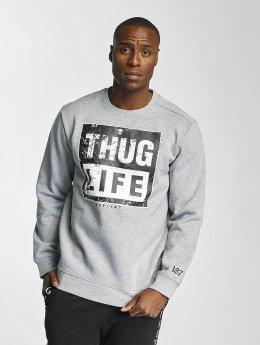 Thug Life Puserot Boxlife harmaa