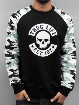 Thug Life Puserot Ragthug musta