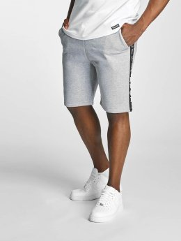 Thug Life Short Twostripes grey