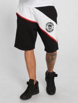 Thug Life Lion Shorts Red