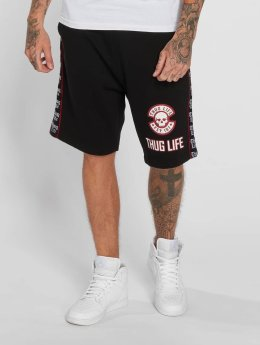 Thug Life Lux Shorts Black