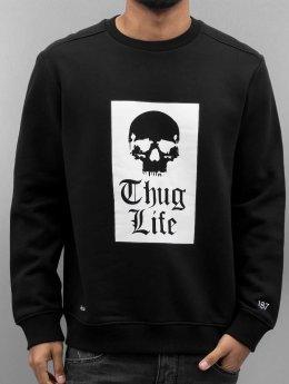 Thug Life Sweat & Pull Getosthug noir